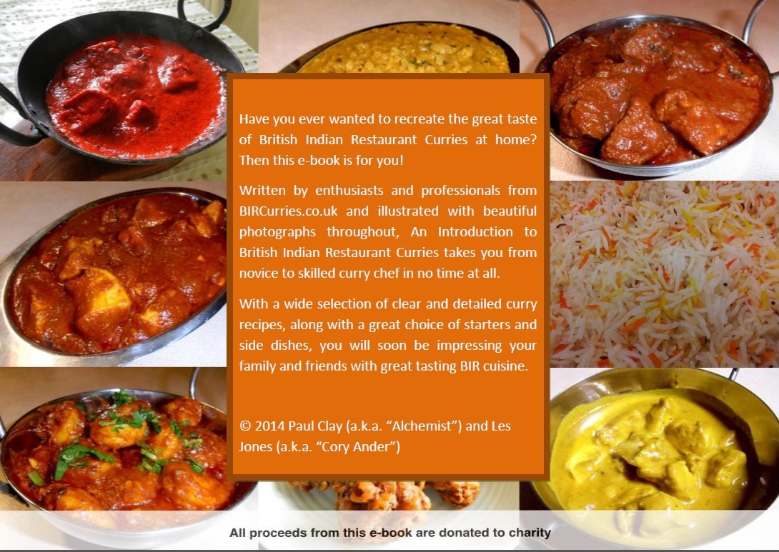 View topic how to get an introduction to bir curries pdf version back cover 2g forumfinder Gallery